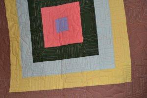 Tanya quilt closeup