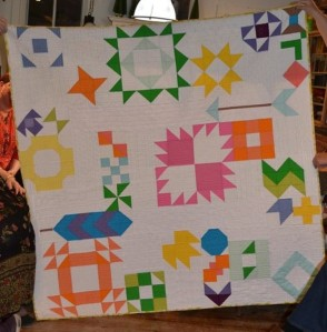 Tanya 2nd quilt